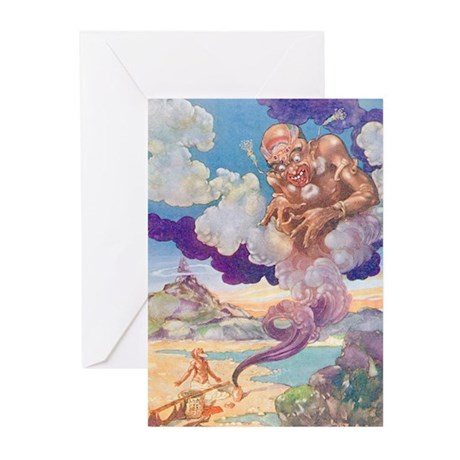 The Genie Greeting Cards (Pk of 10)