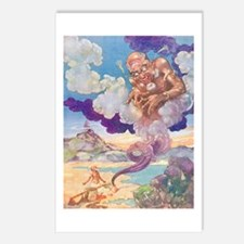 The Genie Postcards (Package of 8)