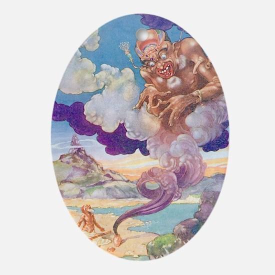 The Genie Keepsake (Oval)