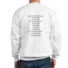 Laws of P.T. Sweatshirt