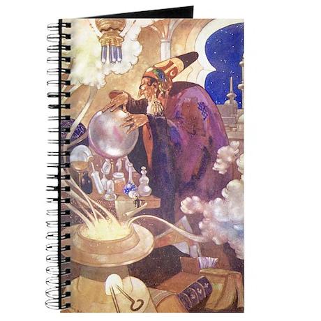 Magical Inquiries Journal