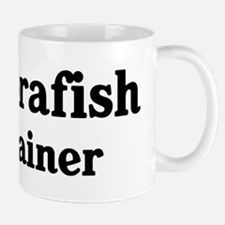 Zebrafish trainer Mug
