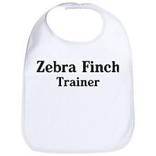 Zebra Finch trainer Bib