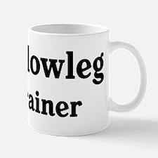 Yellowleg trainer Mug