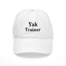 Yak trainer Baseball Cap