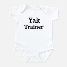 Yak trainer Infant Bodysuit