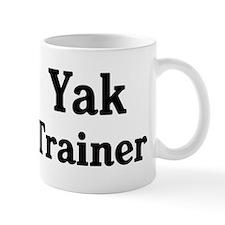 Yak trainer Mug