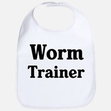 Worm trainer Bib