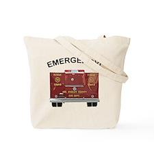 Squad 51 KMG365 Tote Bag