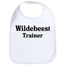Wildebeest trainer Bib