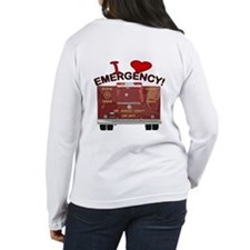 I Love EMERGENCY! T-Shirt