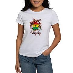 Butterfly Ghana Women's T-Shirt