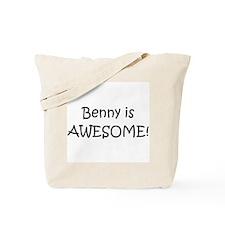 Unique Benny Tote Bag