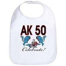 Alaska 50th Bib