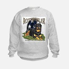 To protect & Serve Sweatshirt