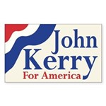 John Kerry for America (bumper sticker)