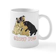 Group Pug Mug