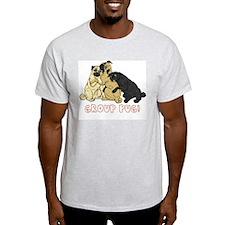 Group Pug T-Shirt