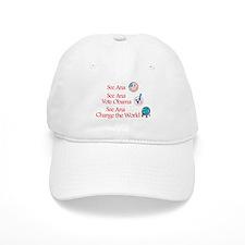See Ana Vote Obama Baseball Cap