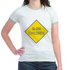 Slow Children Sign T