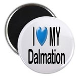 I Love My Dalmation 2.25