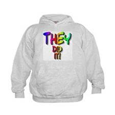 They did it! Hoodie