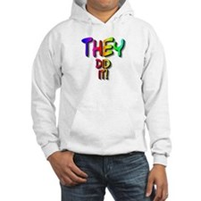 They did it! Jumper Hoody