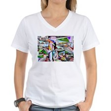 Study in Cubism - Shirt