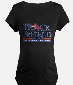 Track and Field Athlete T-Shirt