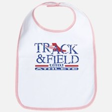 Track and Field Athlete Bib