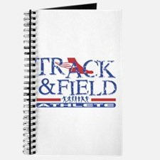Track and Field Athlete Journal