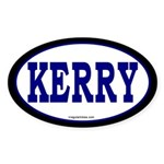 Kerry Oval Campaign Bumper Sticker