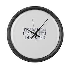 Cool John mccain Large Wall Clock