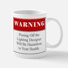Pissing OffLighting Designer 001 Mug