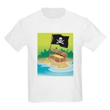 Pirate Treasure T-Shirt