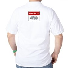 Pissing Off Costume Designer 002 T-Shirt