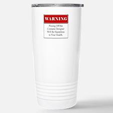 Pissing Off Costume Designer 002 Travel Mug