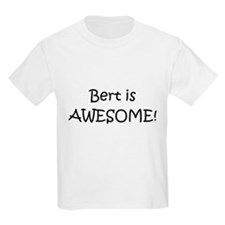 Unique I love bert T-Shirt