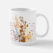 Autumn Swirls Mug