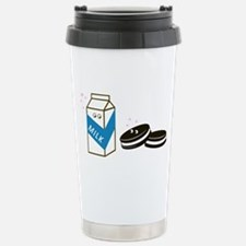 Oreos and Milk Travel Mug