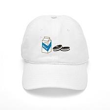 Oreos and Milk Baseball Cap