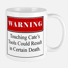 Touching Cate's Tools 001 Mug