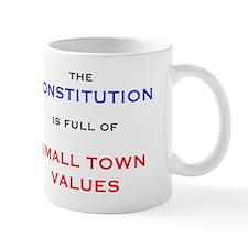 Constitution Values Mug