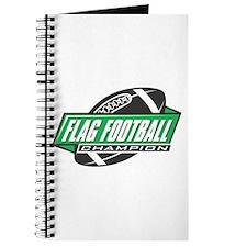 Flag Football Champion Journal