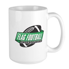 Flag Football Champion Mug
