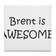 Brent Tile Coaster