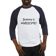 Unique I love brenna Baseball Jersey