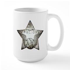 Wichita Police Large Mug