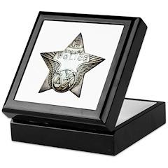 Wichita Police Keepsake Box