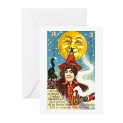 Midnight Greeting Cards (Pk of 10)